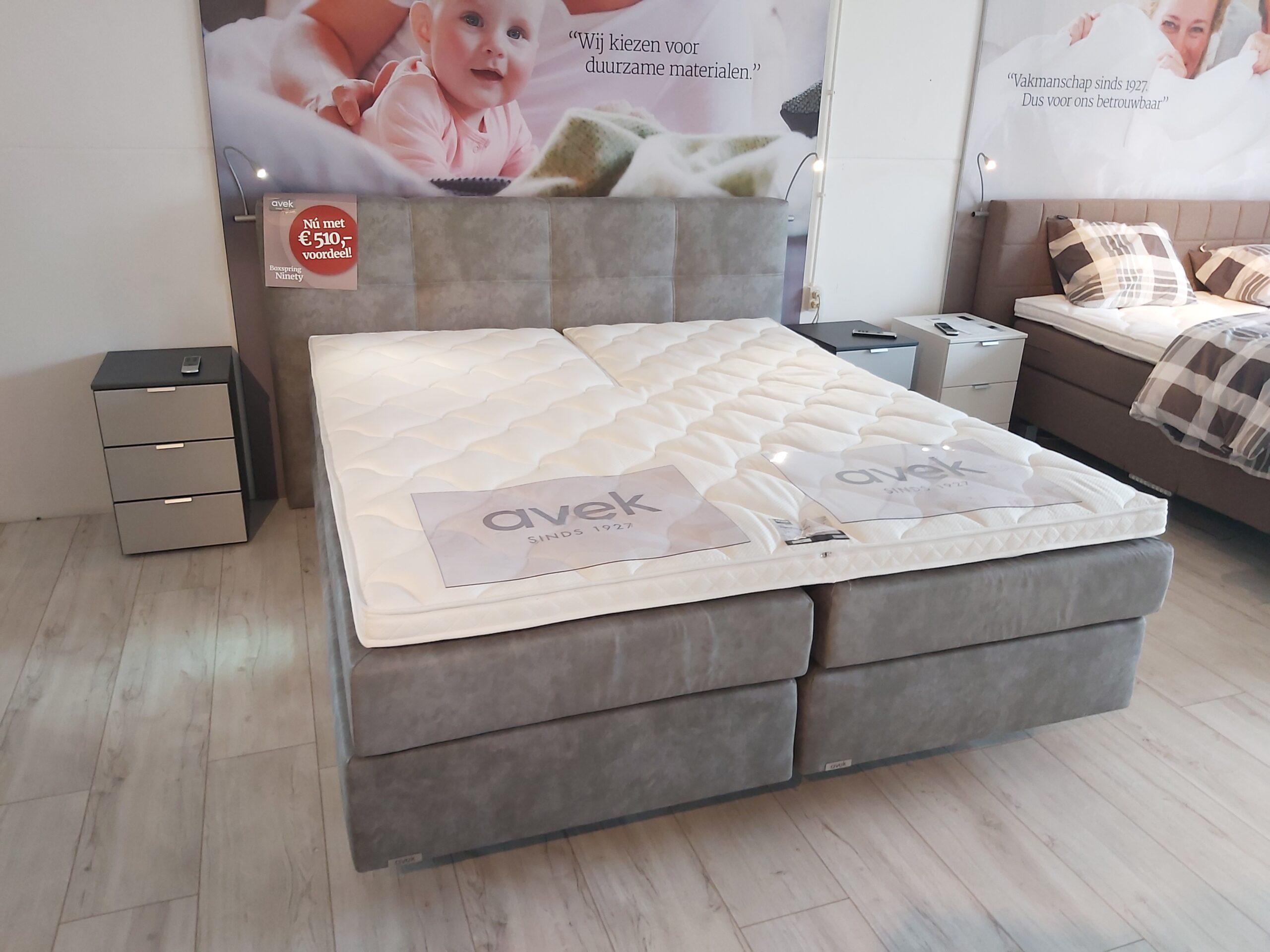 Avek-boxspring-ninety-180x210-sale-uitverkoop