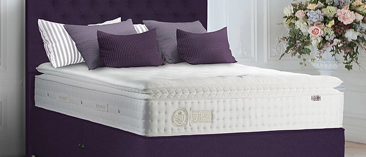 Sleepeezee Boxspring - Pure Windsor